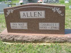 Iva Mae Simpson Allen (1894-1977) - Find A Grave Memorial