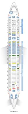 Airbus A330 Seating Chart Thai Airways Sas Aircraft Airbus A330 300 Seat Map The Best And Latest