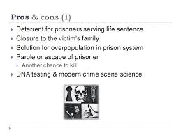 pro and con essay on death penalty essay on death penalty pros and cons 582 words bartleby