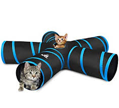 PAWABOO Cat Tunnel, Premium 5 Way Tunnels ... - Amazon.com