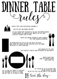 glasses table setting. Proper Place Setting Tutorials Love The Day Table Rules Glasses R: Large Size