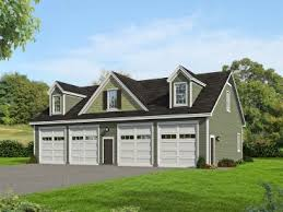Garage Plan 44914 At FamilyHomePlanscomFour Car Garage House Plans