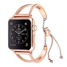 Stainless Steel Watch <b>Band For Apple</b> Watch 38mm 40mm 42mm ...