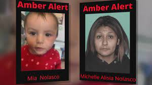 Amber Alert canceled after one-year-old ...
