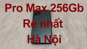 Bán iPhone 11 Pro Max 256Gb cũ giá rẻ - Đẹp 99%, rẻ nhất Hà Nội [