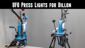 Dillon Press Light Kms Squared Ufo Press Light For Dillon Reloading Presses