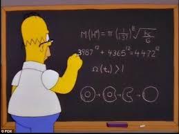 Kuvahaun tulos haulle Homer Simpson studying