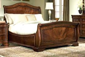 king cherry sleigh bed unique cherry wood sleigh bed king and queen beds elegant and cherry king cherry sleigh bed dark wood