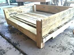 dog bed wooden how to make a dog bed out of wood dog bed wooden crate dog bed wooden