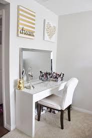 diy makeup desk ikea best vanity table ideas on white dressing pastel diy makeup desk