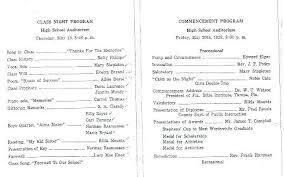 Graduation Program Template Pdf To Graduation Ceremony Program Sample Kindergarten Template