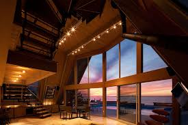 View in gallery beachfront-a-frame-with-wide-open-interior-21-