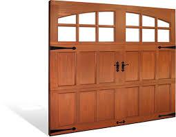 hunter garage doorsReserve SemiCustom Wood Garage Doors  South Jersey  Hunter Door