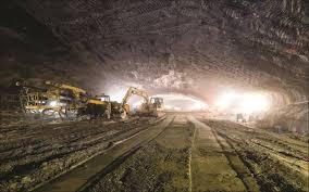 Tunnelling - Mott MacDonald
