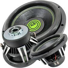 Warzone 12 Inch 3000 Watt Car Audio Subwoofer