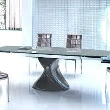 extendable glass dining table ikea expandable glass dining table extendable glass top dining table elegant extendable
