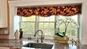 Kitchen Window Valances Window Valances Ideas For Luxurious Kitchens Youtube