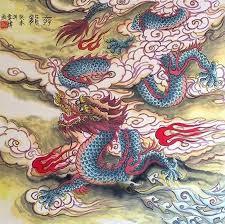 chinese paintings dragon dragon 62cm x 62cm 24 x 24 4739005 z