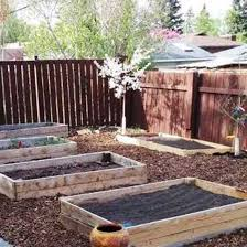 how to build raised beds for next to
