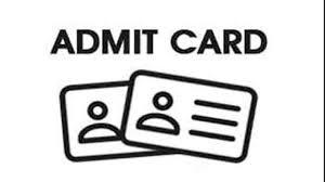 RTE ADMISSION FIRST ROUND DECLARE. DOWNLOAD ADMIT CARD