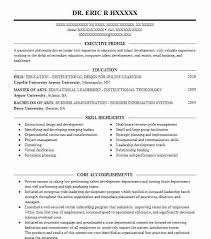 Education Director Resume