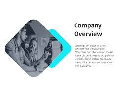 Company Overview Templates Company Overview Powerpoint Template 2 Company Overview