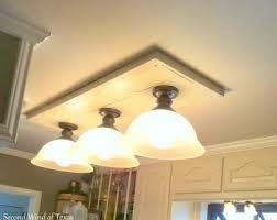 replace under cabinet fluorescent light fixture with led. charming install fluorescent light fixture 103 replace under cabinet with led l