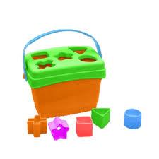 ≡ Развивающая игрушка-<b>сортер Mommy Love</b> Весёлые фигурки ...
