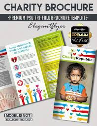 Volunteer Flyers Samples 20 Best Free And Premium Non Profit Flyer Brochure Psd