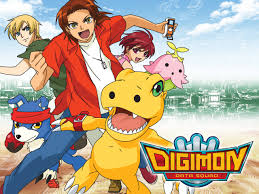 Watch Digimon Data Squad Prime Video