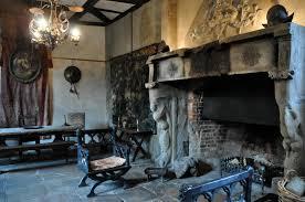 Stone Hall Hellens Manor Herefordshire England  X - Manor house interiors