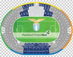 Stadio Olimpico Stadium S S Lazio Real Madrid C F Seating