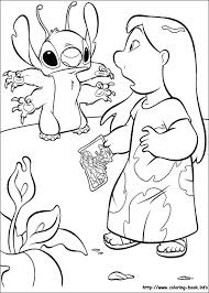 Small Picture Lilo and Stitch coloring pages on Coloring Bookinfo