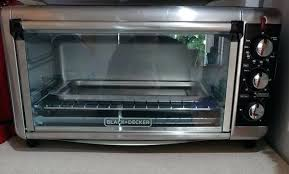 black decker convection toaster oven black convection oven black decker natural convection 4 slice toaster oven