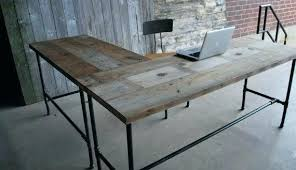 industrial office furniture. Modern Industrial Desk Office Furniture Magnificent Best Ideas About In Rustic .