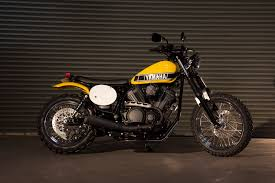 how to transform a star bolt into a scrambler motorcycle