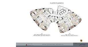 office space planning boomerang plan. Delighful Space Floor Plans Cluster Plan BMR 2 To Office Space Planning Boomerang N