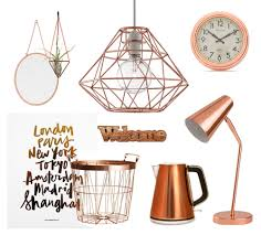 Small Picture Copper and bronze homewares for every budget Cocochic UK