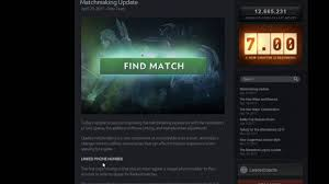 dota 2 matchmaking update party queue permanently abolished