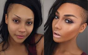 start to finish highlight contour fresh plum homeing makeup sonjdradeluxe