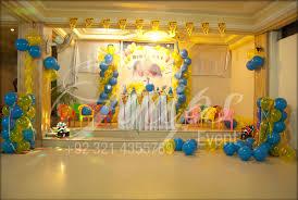 pa directory yellow blue balloons decoration stan 1 jpg