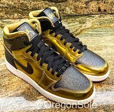 jordan shoes 2017 black. air jordan 1 gs bhm black history month 2017 shoes