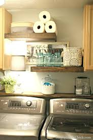 diy laundry room storage ideas laundry room shelves to inspire you how to make room look