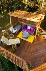 Best 20  Stone deck ideas on Pinterest   Back deck ideas  Backyard also 63 Hot Tub Deck Ideas  Secrets of Pro Installers   Designers also  additionally Best 25  Cheap deck ideas ideas on Pinterest   Wood pallet walkway further  likewise  also 30 Outstanding Backyard Patio Deck Ideas To Bring A Relaxing likewise  as well  furthermore  further 26 Floating Deck Design Ideas. on deck yard ideas
