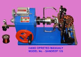 manual ceiling fan winding machine 85