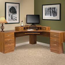 Lewisville Reversible Corner L-Shape Executive Desk