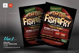 Fishing Tournament Flyer Template Fish Fry Flyer Psd Rome Fontanacountryinn Com