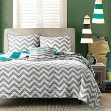white and grey chevron bedding interior decorating white and gray chevron bedding home pictures