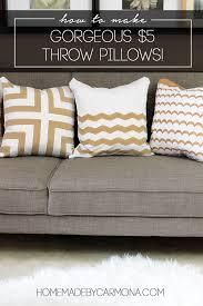 diy designer throw pillows as low 5 to make with regard how decorator inspirations 18