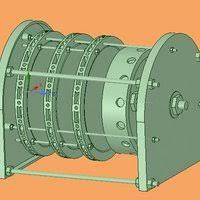 small generator motor. Small Perendev Magnet Motor With Generator 3D Printing 38723